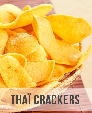 thai crackers
