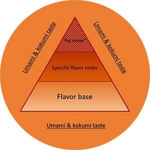 Biospringer Yeast Extract Taste Pyramid