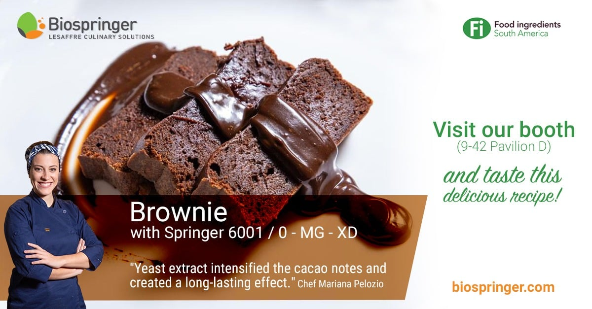 Fi South America Biospringer brownie