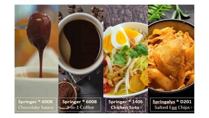 Food ingredients Jakharta