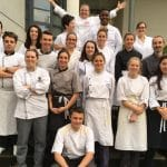 Biospringer culinary workshop in Dinard