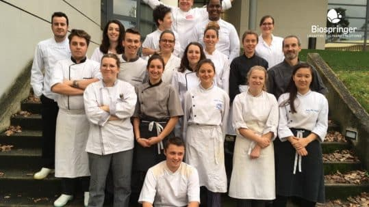 Biospringer culinary workshop