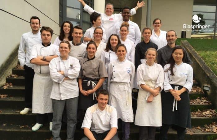Biospringer culinary workshop