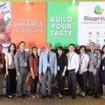 Build Your Taste Customer Seminar Indonesia