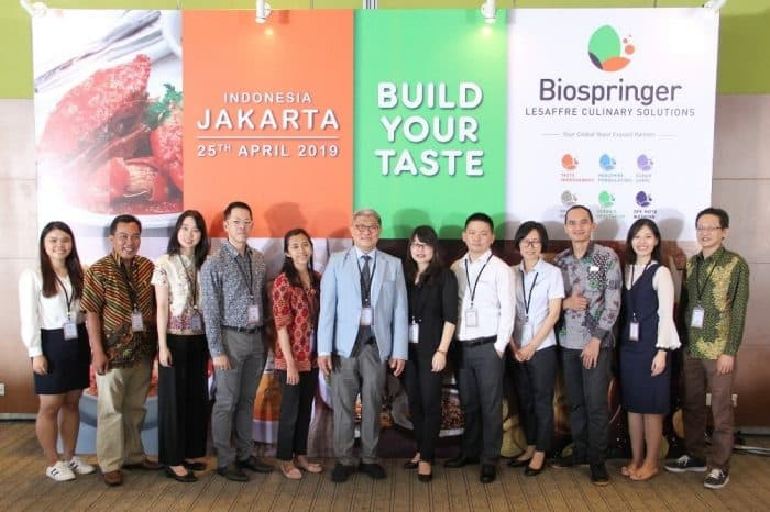 Indonesia Build your Taste