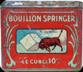 bouillon springer